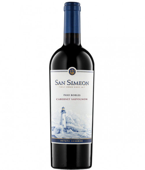 2018 San Simeon Paso Robles Cabernet Sauvignon 750ml
