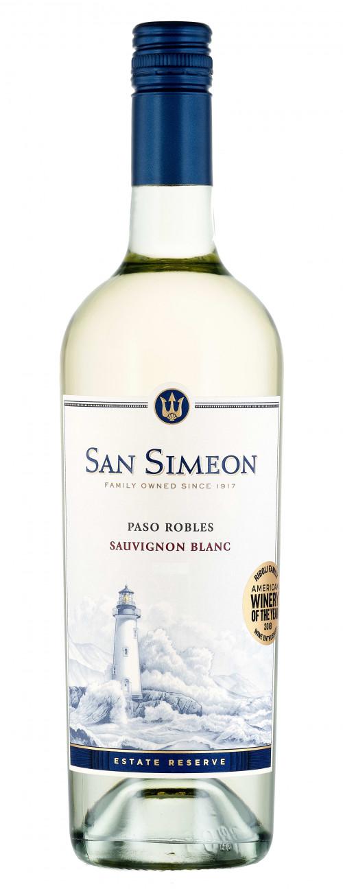 2019 San Simeon Paso Robles Sauvignon Blanc 750ml