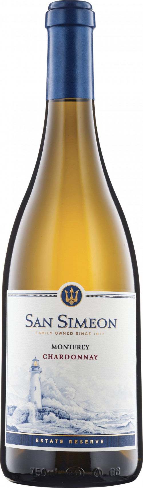 2017 San Simeon Monterey Chardonnay 750ml