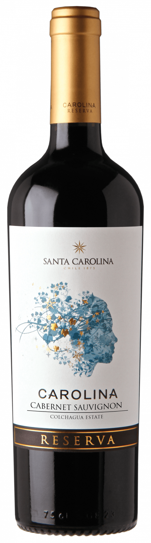 2018 Santa Carolina Reserva Cabernet Sauvignon 750ml
