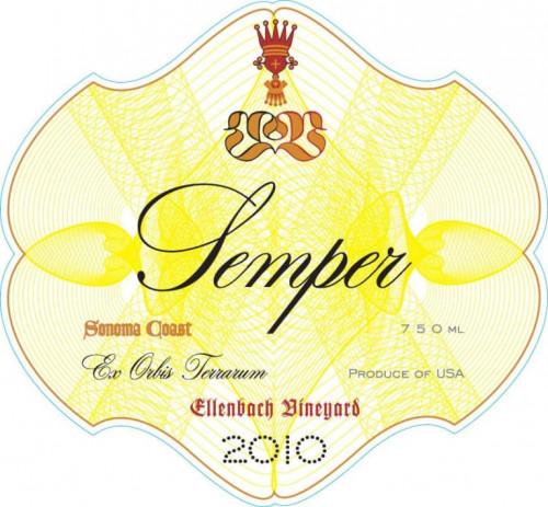 2010 Semper Homage Pinot Noir 750ml