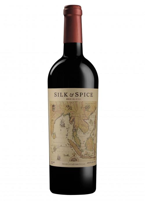 2019 Silk & Spice Red Blend 750ml