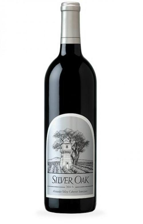 2017 Silver Oak Alexander Valley Cabernet Sauvignon 750ml