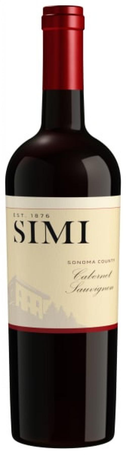 2018 Simi Sonoma Coast Cabernet Sauvignon 750ml