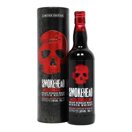 Smokehead Sherry Bomb Single Malt Scotch Whisky 750ml