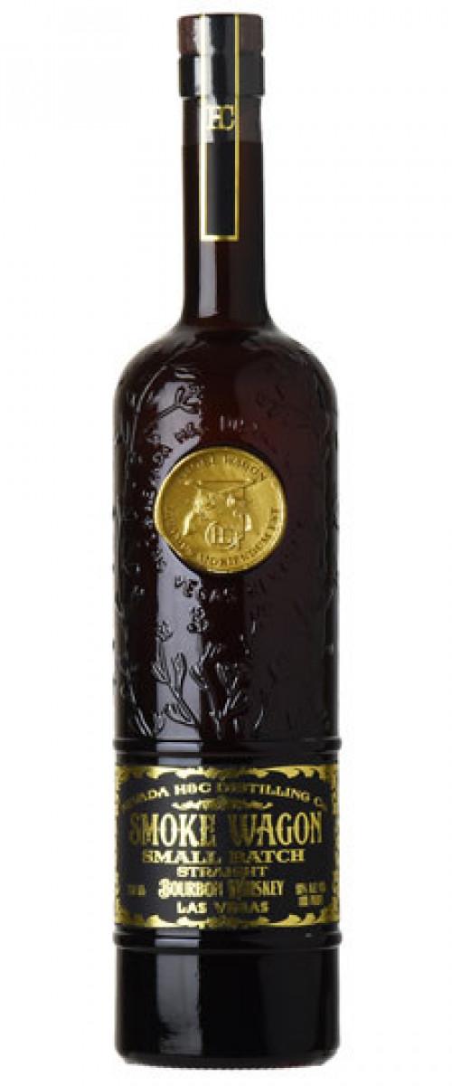 Smoke Wagon Small Batch Bourbon Whiskey 750ml