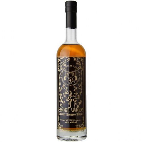 Smoke Wagon Straight Bourbon Whiskey 750ml