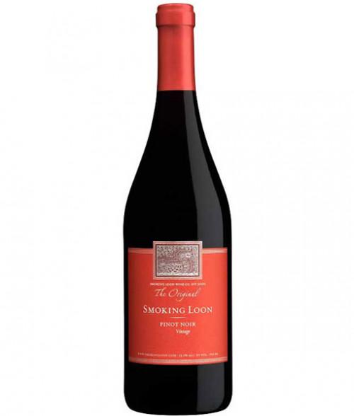 2018 Smoking Loon Pinot Noir 750ml