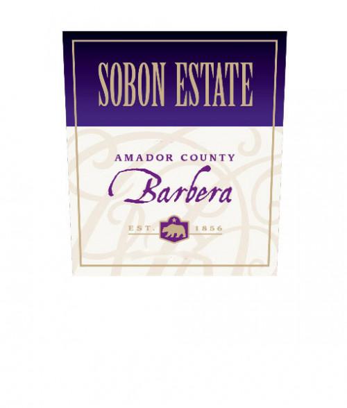 2019 Sobon Estate Barbera 750ml
