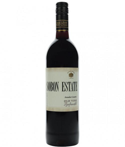 2019 Sobon Estate Old Vines Zinfandel 750ml