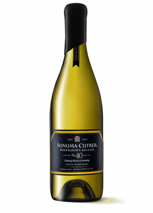 2019 Sonoma Cutrer Winemaker's Release Limited Edition 40th Anniversary Chardonnay 750ml