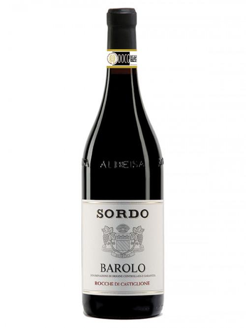 2014 Sordo Barolo Rocche Di Castiglione 750ml