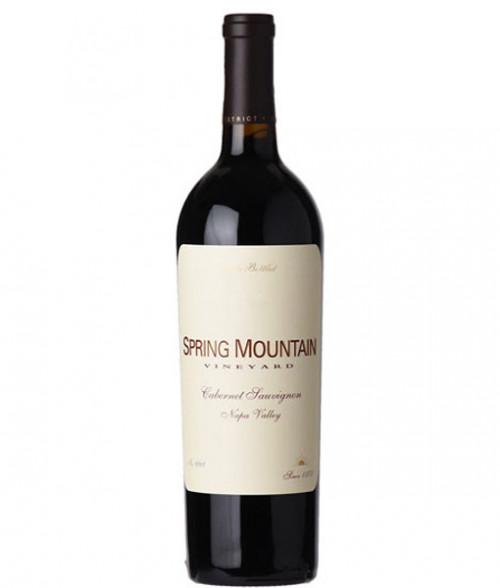 2016 Spring Mountain Vineyard Napa Cabernet Sauvignon 750ml
