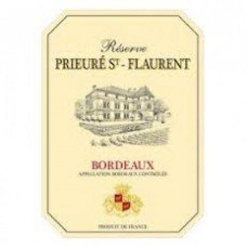 2019 Reserve Prieure St. Flaurent Red Bordeaux 750ml