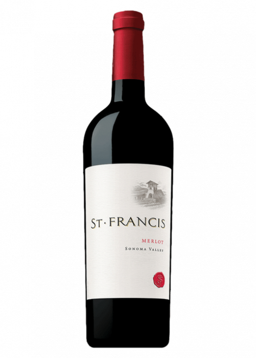 2018 St Francis Merlot 750ml