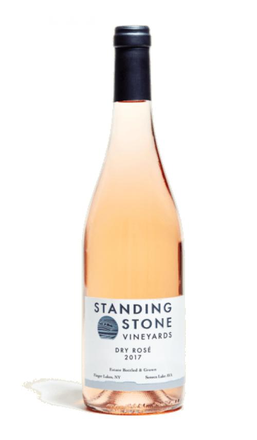 2020 Standing Stone Rose Saperavi 750ml
