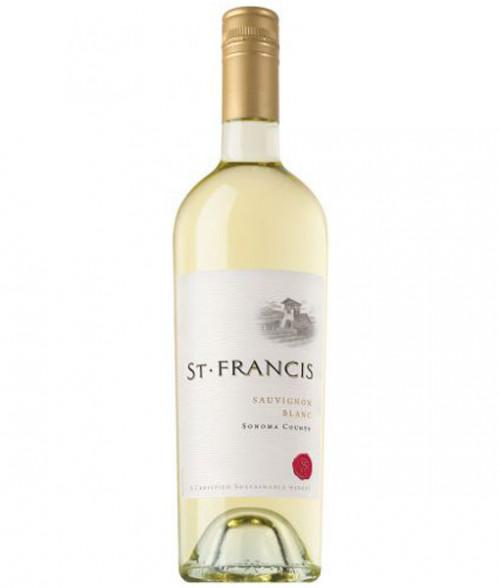 2019 St Francis Sauvignon Blanc 750ml