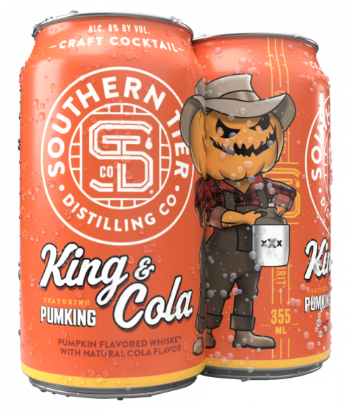 Southern Tier King & Cola 4Pk - 12oz Cans