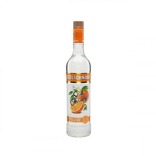 Stolichnaya Orange Vodka 1L