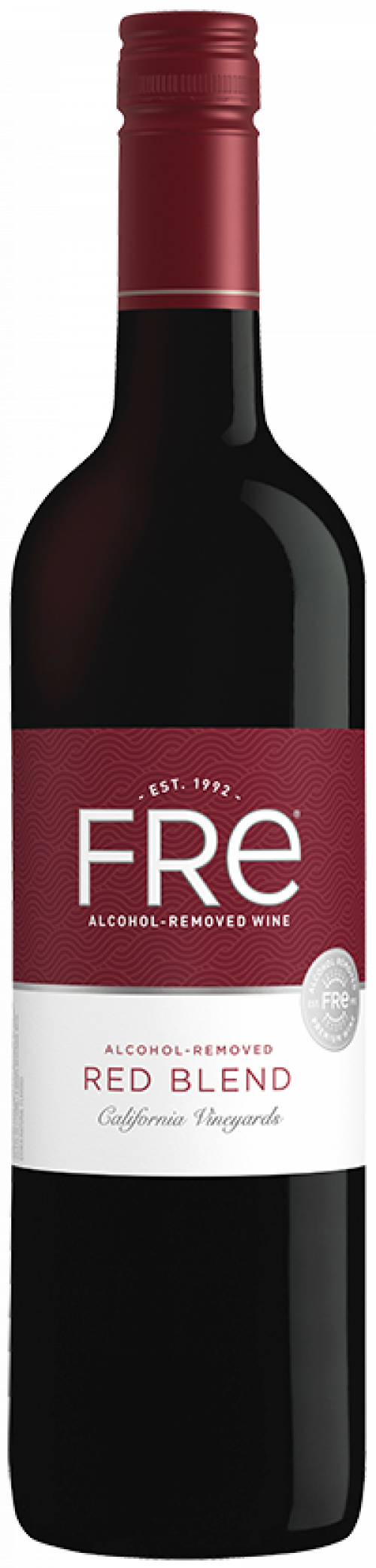Sutter Home Fre Premium Red 750ml