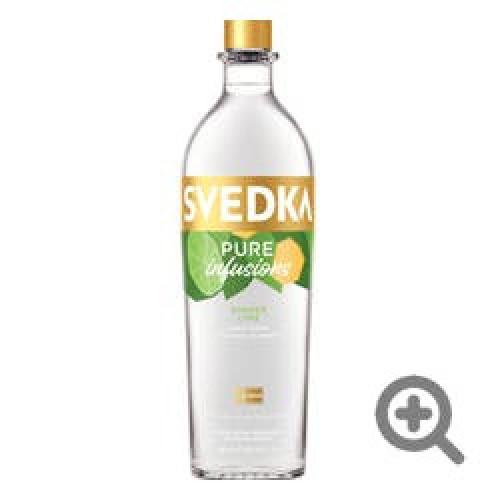 Svedka Pure Infusions Ginger/Lime Vodka 1L