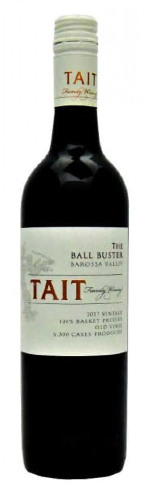 2017 Tait The Ballbuster Red 750ml