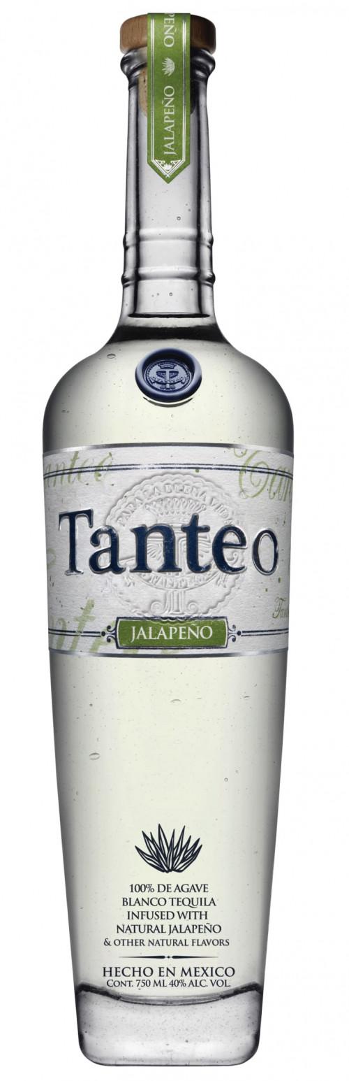 Tanteo Jalapeno Blanco Tequila 750ml