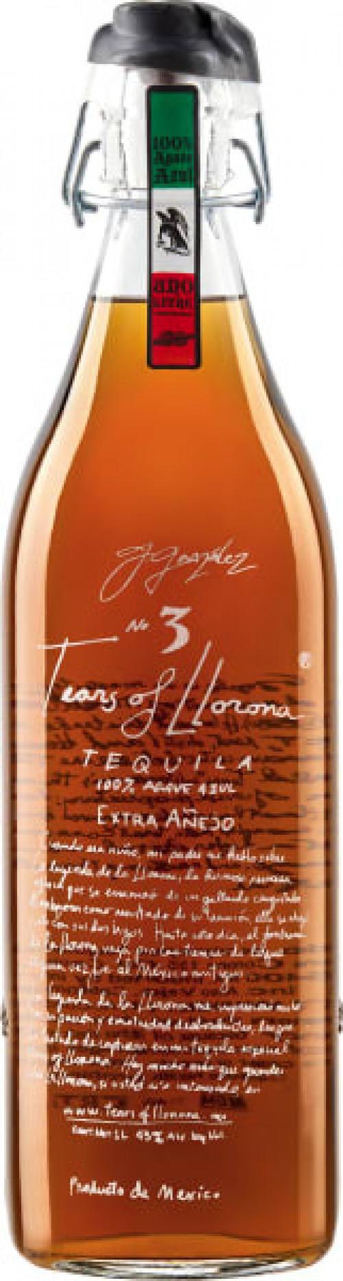 Tears Of Llorona Extra Anejo 1L