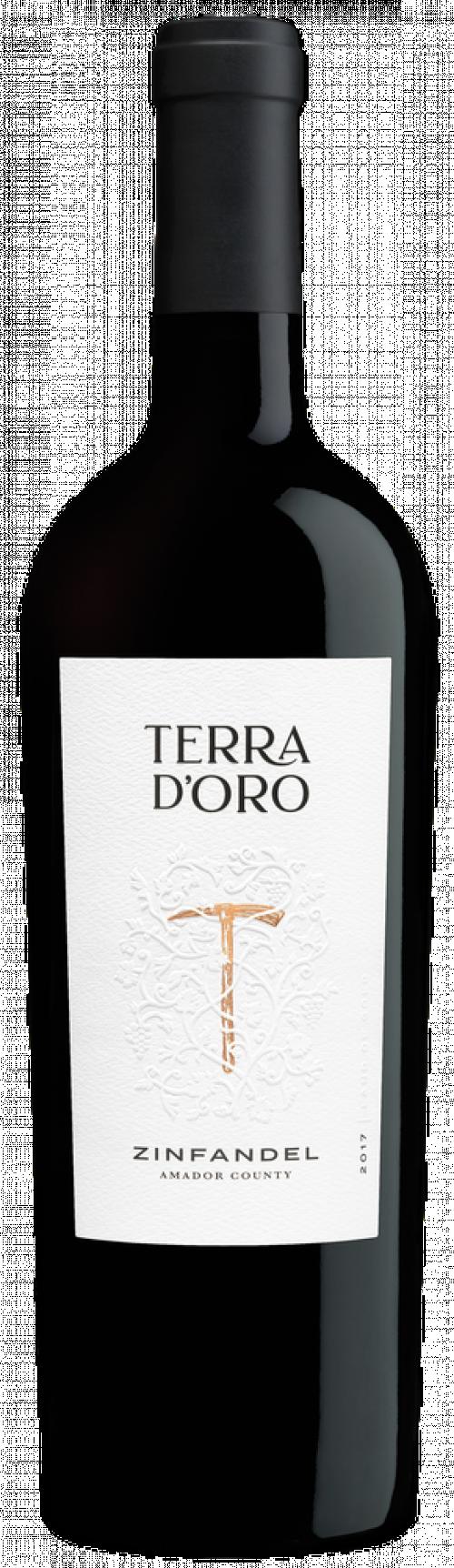 2018 Montevina Terra D'oro Zinfandel 750ml