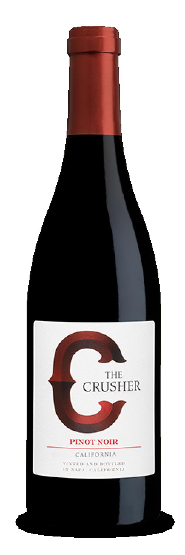 2018 Crusher Pinot Noir 750ml