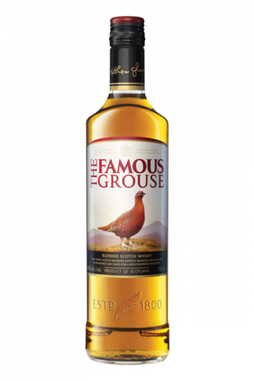 The Famous Grouse Scotch Whisky 1L