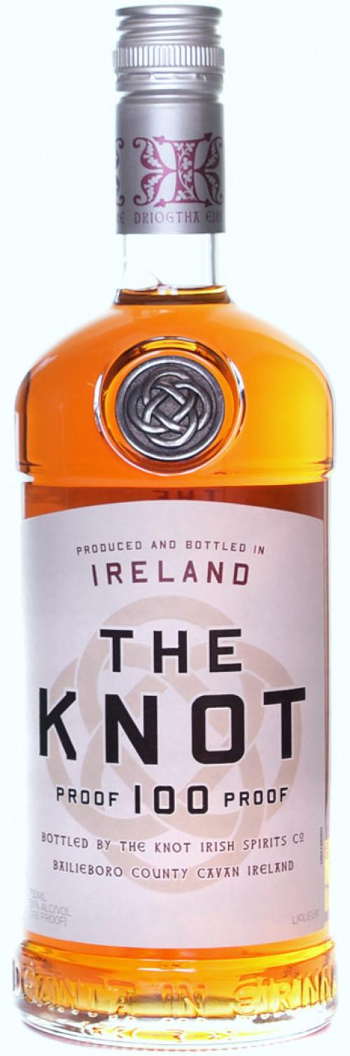 The Knot 100 Proof Irish Whiskey 750ml