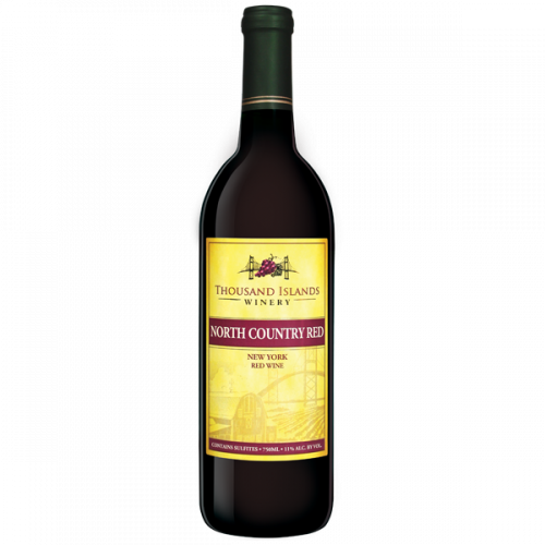 Thousand Island North Country Red 750ml NV