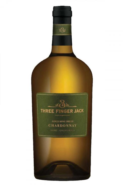 2020 Three Finger Jack Chardonnay Gold Mine Hills 750ml