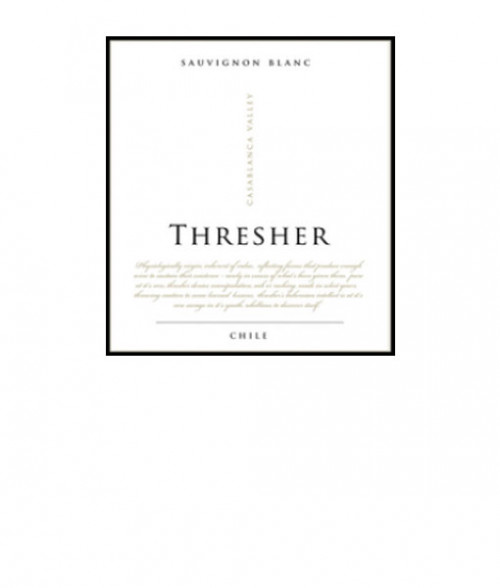 2020 Thresher Sauvignon Blanc 750ml