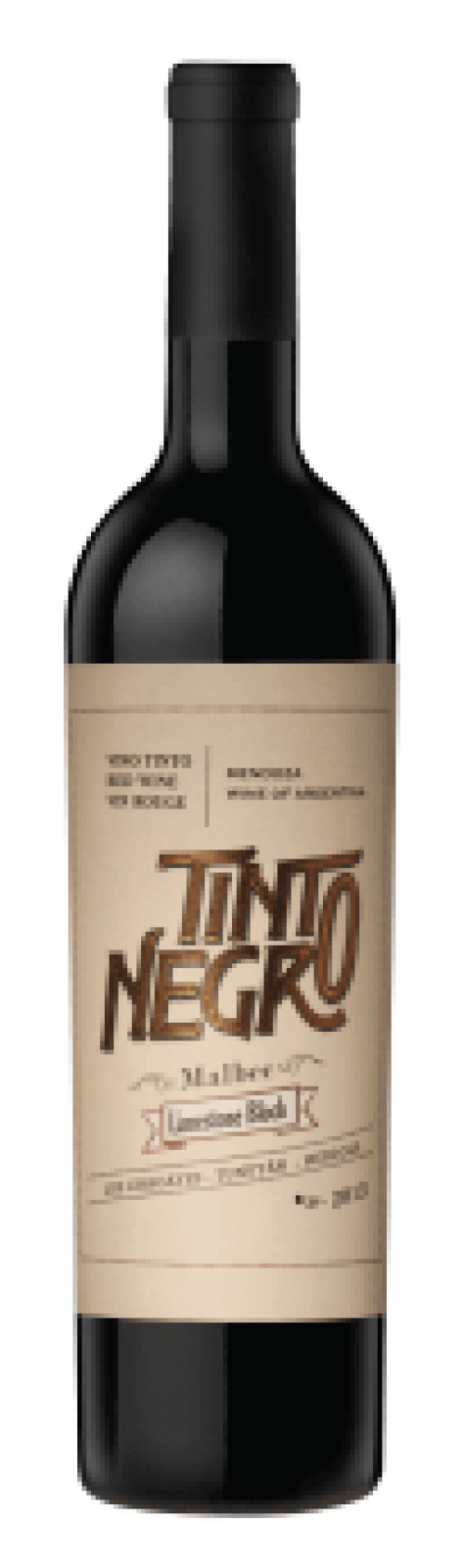 2017 Tinto Negro Limestone Block Malbec 750ml