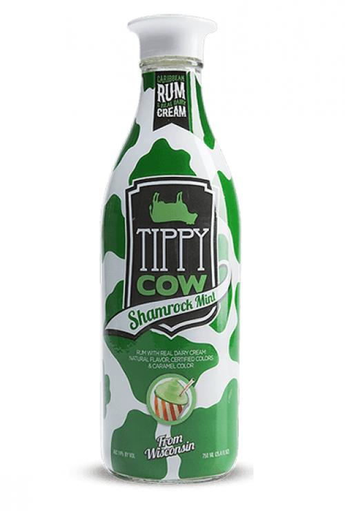 Tippy Cow Shamrock Mint 750ml