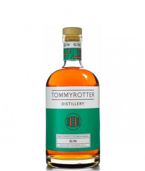 Tommyrotter Bourbon Barrel Gin 750ml