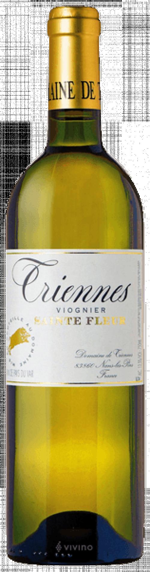 2019 Triennes Sainte Fleur Viognier 750ml