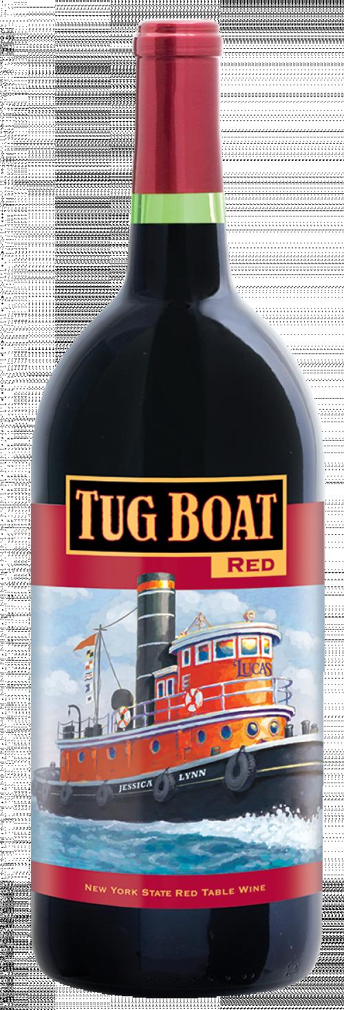 Lucas Vineyards Tugboat Red 1.5L NV