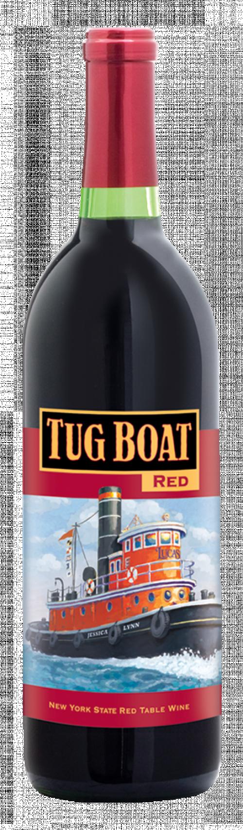 Lucas Tugboat Red 750ml NV