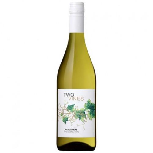 Two Vines Chardonnay 750ml NV