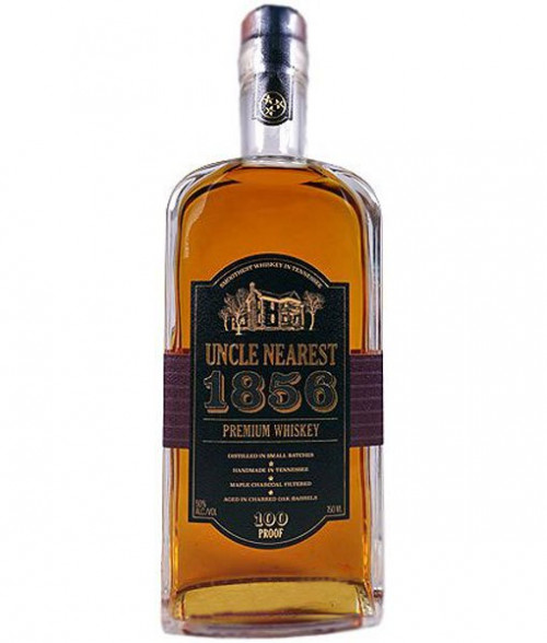 Uncle Nearest 1856 Premium 100Pf Whiskey 750ml