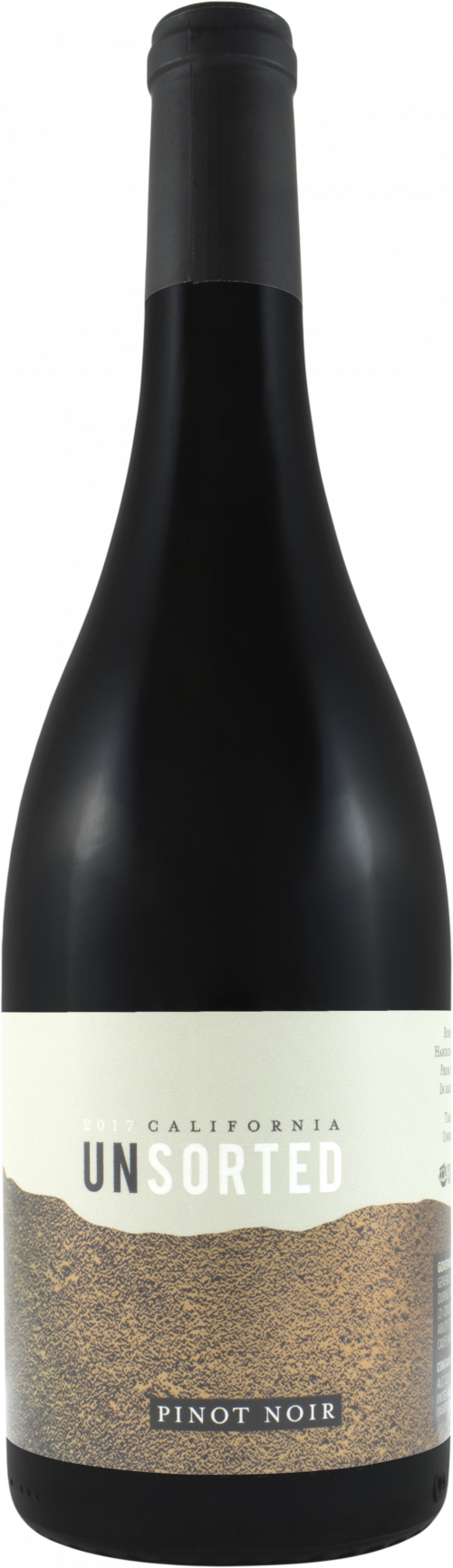 2018 Unsorted Pinot Noir 750ml
