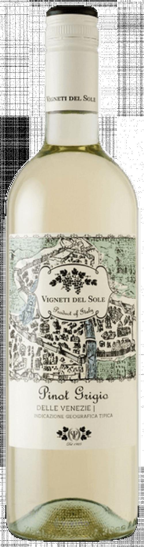 2019 Vigneti Del Sole Pinot Grigio 750ml