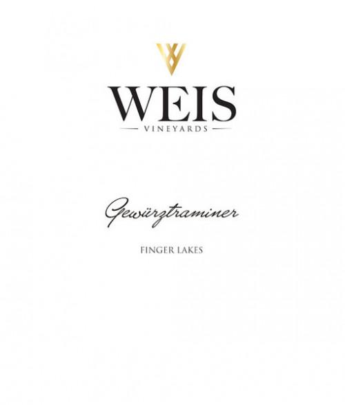 2019 Weis Gewurztraminer 750ml