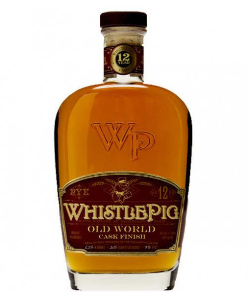 Whistle Pig 12Yr  Old World Cask Finish 750ml