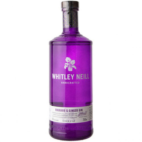 Whitley Neill Rhubarb & Ginger Gin 750ml