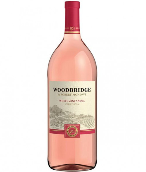 Woodbridge White Zinfandel 1.5L NV