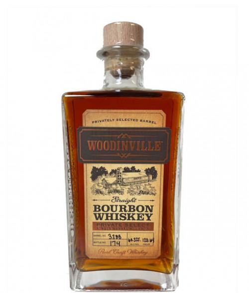 Woodinville Lisa's Private Select Single Barrel Bourbon 750ml